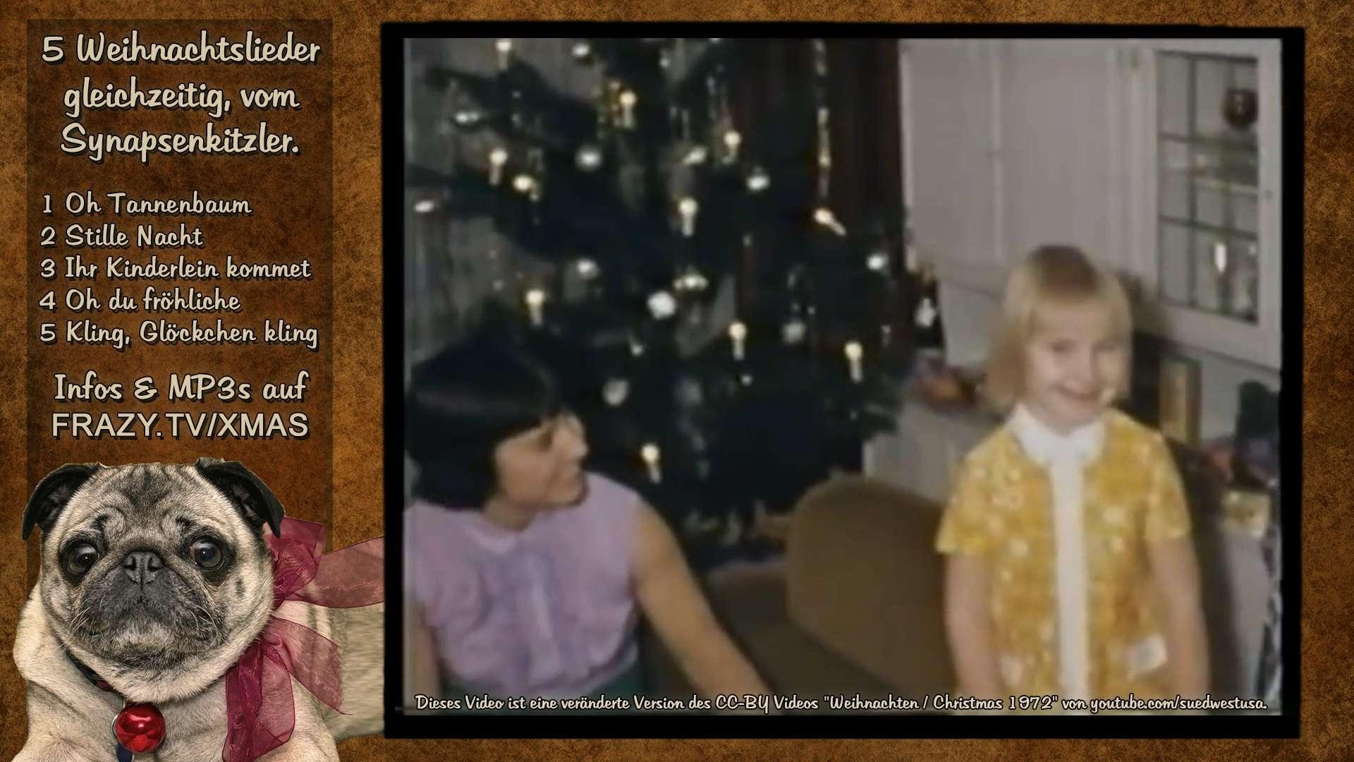 FRAZY.tv - Synapsenkitzler - Beliebteste Weihnachtslieder schön + ...
