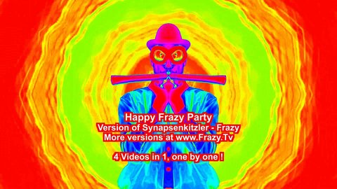 Synapsenkitzler Happy Frazy Party Version Photo gross