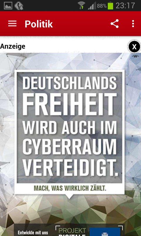 Synapsenkitzler perfide bundeswehrwerbung auf for Spiegel tv news